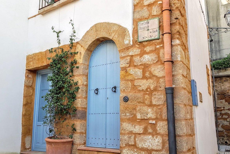 Renovated 1 euro house in Sambuca Italy