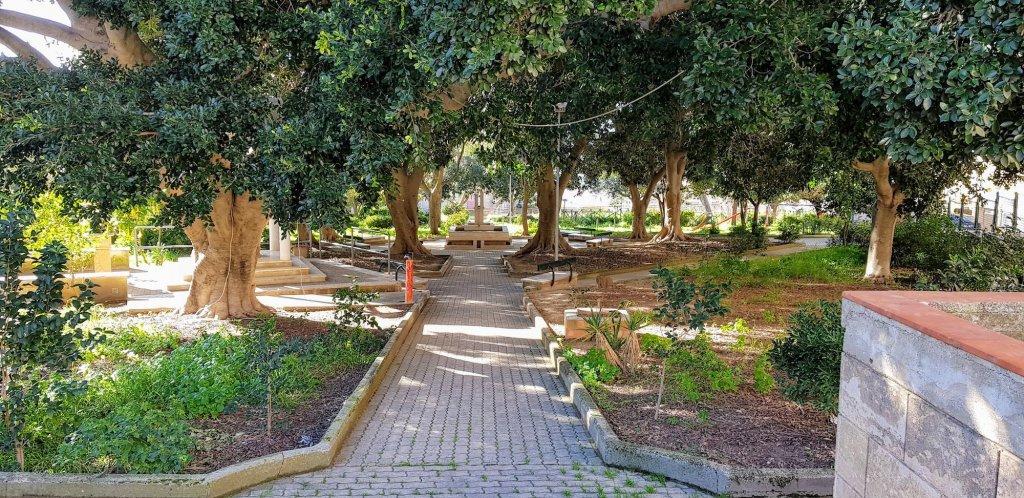 park in sambuca italy