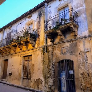balconies sambuca Italy
