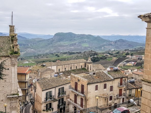 Mussomeli Sicily